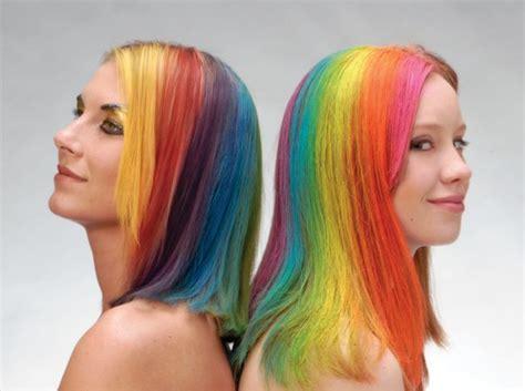 colores para el pelo 60 fotos c 243 mo pintar el cabello de colores como pintar com