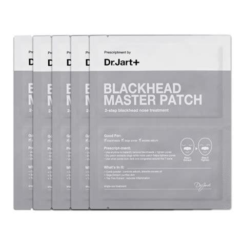 Dr Jart Black Label Detox Pore Penetrator by Dr Jart Blackhead Master Patch 5x