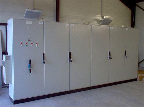 Armoires Industrielles by Stn Cablage Armoire Electrique Automatisme