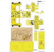 Marsupilami BoxZet  Paper Toyfr