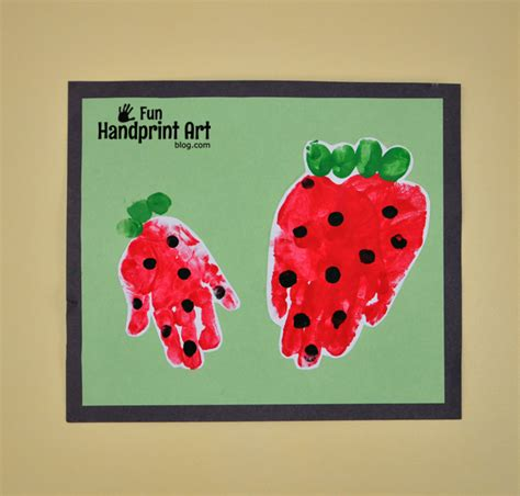 strawberry crafts for crafts actvities and worksheets for preschool toddler and