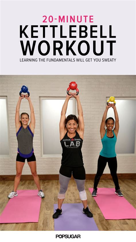25 best ideas about kettle bell workouts on