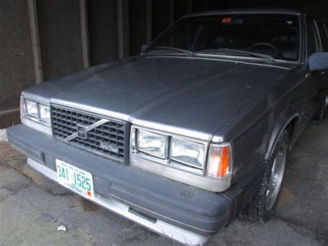 find   volvo  turbo diesel wagon  seat    parts runs great