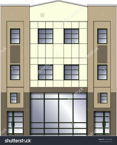 modern house facade design yellow paneling country