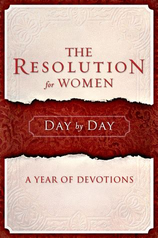 devotions for new year the resolution for day by day a year of devotions