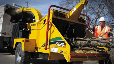 Landscape Supply Fowlerville Mi Brush Chippers Vermeer Midwest