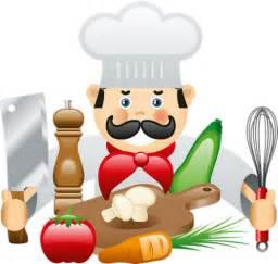 chef cuisinier illustration