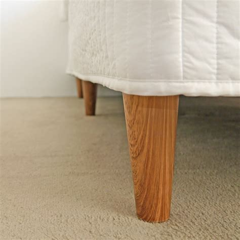 Upholstery Legs by Quot The Woody Quot 5 16 Quot Furniture Legs Wood Grain Us