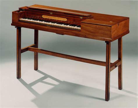 Square Piano clavicordio fundamentos organol 211 gicos hist 211 ricos y