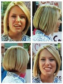 today show hair dylan dreyer hair blonde bob hair pinterest the o