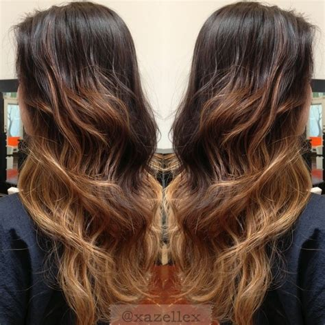 is ombre hair still in style 2015 black blonde ombre hairstyle for long hair capellistyle it
