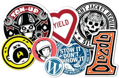 Custom Made Stickers