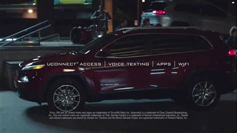 jeep cherokee ads 2015 jeep cherokee tv spot band practice ispot tv