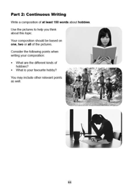 Resume Sample Questions And Answers by Situational Amp Continuous Writing For Psle Openschoolbag