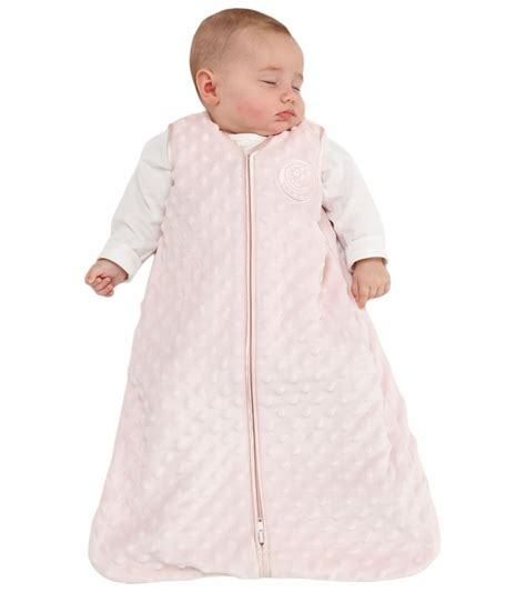 sleep sack halo sleepsack wearable blanket micro fleece pink plush