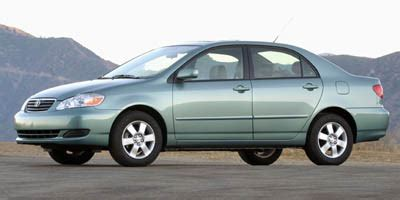 2006 toyota corolla wheel and rim size iseecars.com