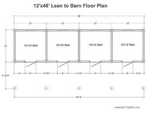 Plans To Build A Barn by Lean To Shed Lean To Shed Plans
