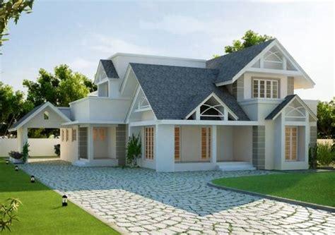 foto rumah minimalis bergaya eropa gambar desain rumah