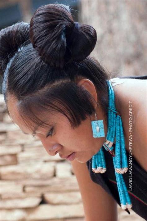 navajo woman hair do hopi beautiful hopi pueblo hopi clanswoman american