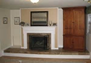 refacing fireplace ideas do it yourself fireplace remodels