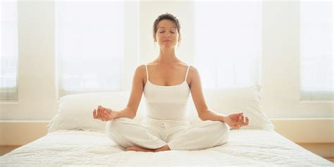 how to meditate in bed buying a mattress huffpost