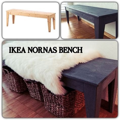 nornas bench ikea nornas bench ikea hack new home pinterest ikea