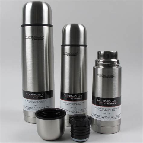 Termos Stainless Weston 350ml thermos thermocaf 233 stainless steel vacuum insulated flask