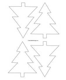 gingerbread tree template gingerbread tree and printables