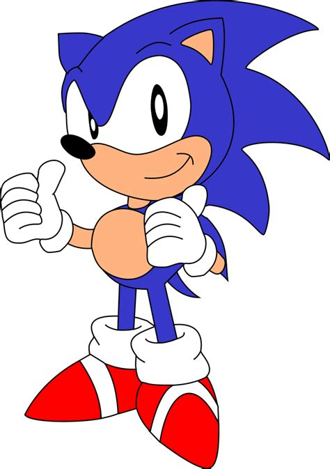 sonic painting free best sonic clip 19516 clipartion