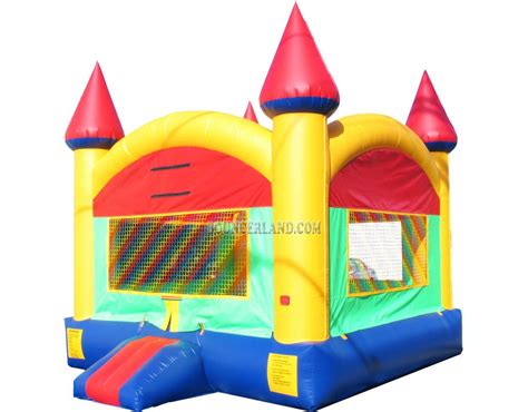 inflatable bounce house bouncerland inflatable bounce house 1003