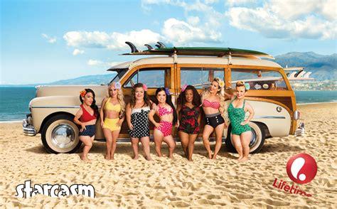 little women la season 3 cast jasmine and freakabritt little women la season 3 beach pin up cast photos are