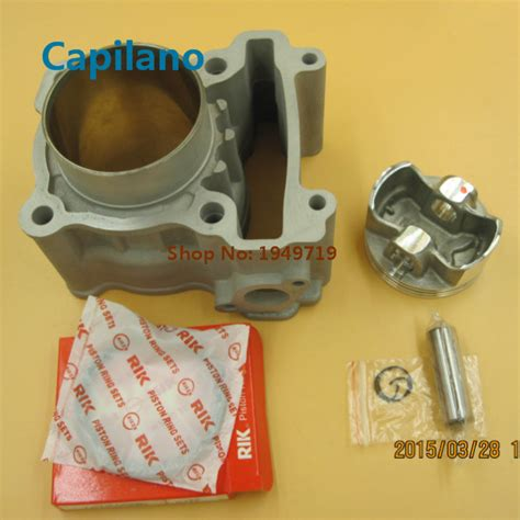 Cylinder Blok R Ceramic motorcycle ceramic cylinder kit engine block kit with forged piston lc135 for yamaha lc 135 in
