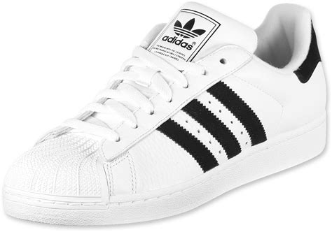 Adidas Superstars adidas superstar ii chaussures white black white