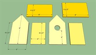 simple bird house plans how to build a bird house howtospecialist how to build