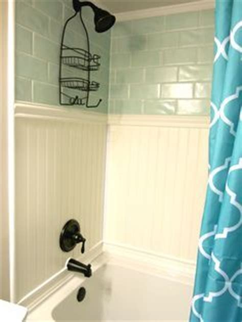 pvc beadboard for bathroom walls 20 best ideas about shower surround on pinterest tub
