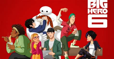 baymax wallpaper s6 big hero 6 animated series sequel comes to disney xd