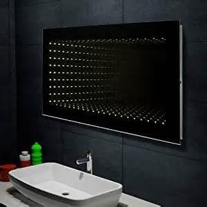 Badezimmerspiegel Mit Led Design Wand Spiegel Badezimmerspiegel Mit Led Beleuchtung