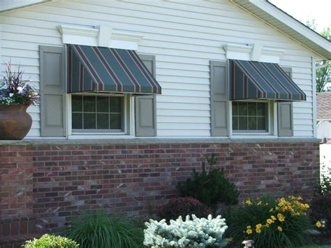 canvas awnings for home aluminum awnings canvas awnings d k home products
