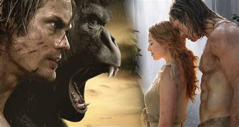 tarzan the legend movie trailer 2016 the legend of tarzan review adventurous romantic action