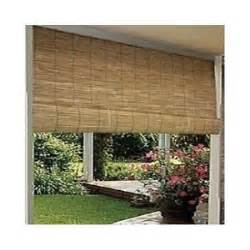 indoor outdoor roll up blinds design reed shade solar patio deck ebay