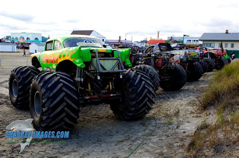 monster trucks show nj sharkey images monster trucks wildwood nj