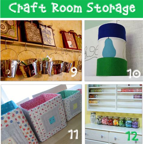 craft room storage solutions craft room storage before and after tip junkie