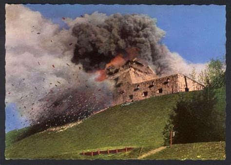 hitlers house berchtesgaden germany september 1952 the blowing up of hitler s house holocaust