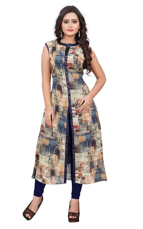 kurta pattern with net cotton kurti designs dress pinterest kurti cotton