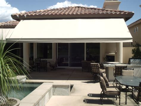 contemporary retractable awnings retractable awnings