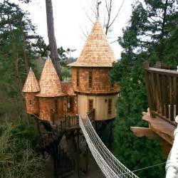 tree houses design luxury uk architecture travel houses treehouse