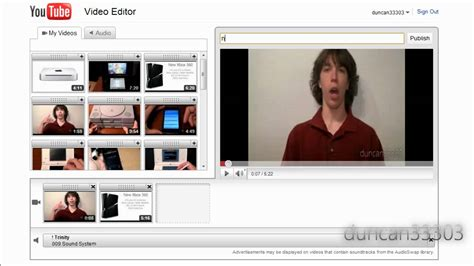 Tutorial Youtube Video Editor | youtube video editor tutorial youtube