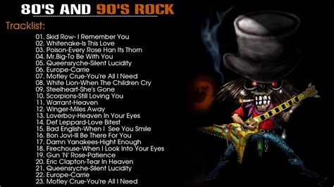 best love songs in 80 s and 90 s best acoustic ballads 80s and 90s power rock ballads