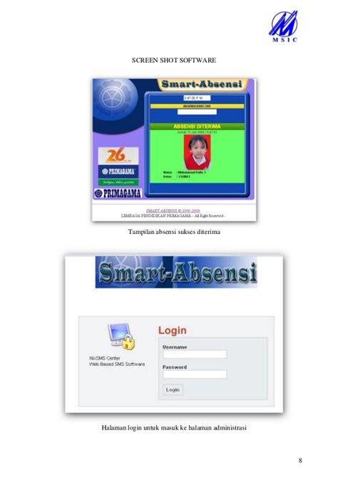 proposal absensi barcode dan finger proposal absensi barcode dan finger