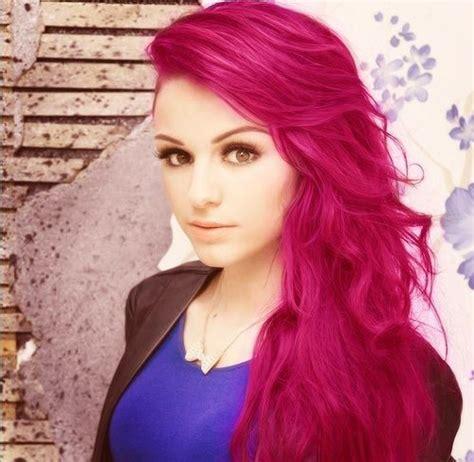 pink hair color best apple pale hair dye raspberry pink hair